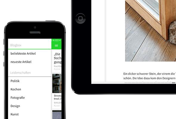 Blogbox-App